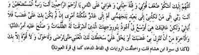 Rasulullah's Journey to Taif Town