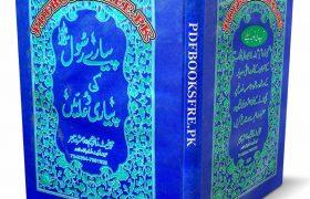 Pyare Rasul ki Pyari Duayen By Muhammad Atta Ullah Hanif Pdf free download