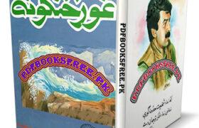 Pashto poetry book Ghurzangona By Abaseen Yousafzai