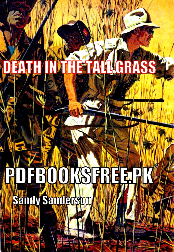 Death in The Tall Grass by Sandy Sanderson Pdf Free Download