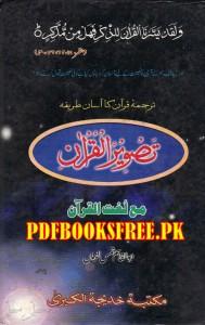 Tasveer ul Quran By Abul Qasim Shams-ul-Zaman Pdf Free Download