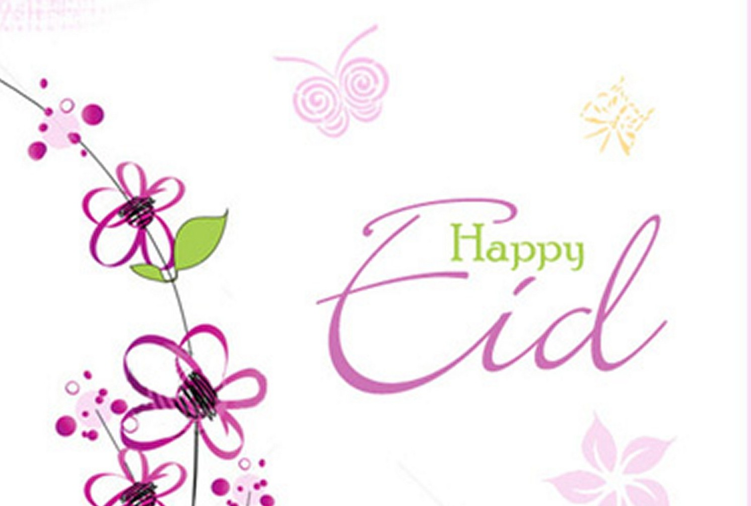 Eid mubarak banners and eid cards for mms and sms lovely eid cards kristyandbryce Gallery