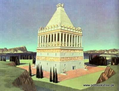 The Mausoleum at Halicarnassus2-001