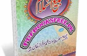 Tableegh-e-Islam by Maulana Sarfraz Khan Safdar Pdf Free Download