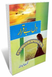 Dil e Beqarar Novel By Nighat Abdullah Pdf Free Download