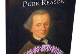 The Critique Of Pure Reason By Immanuel Kant Pdf Free Download
