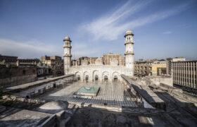 Masjid Mahabat Khan Peshawar