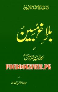Balagh e Mubeen By Muhammad Hifz-ur-Rahman Seoharvi