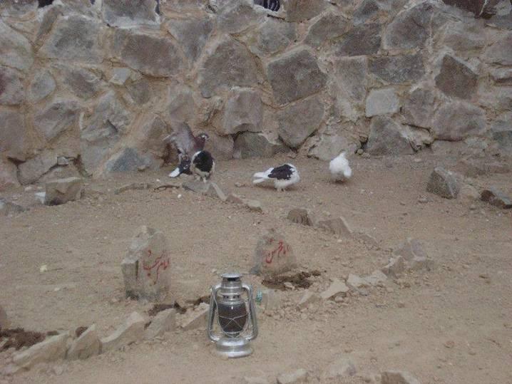 Hazrat Bibi Fatima r.a House at Madina (5)