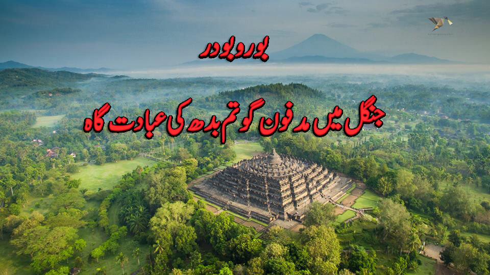 History of Borobudur Temple in Urdu