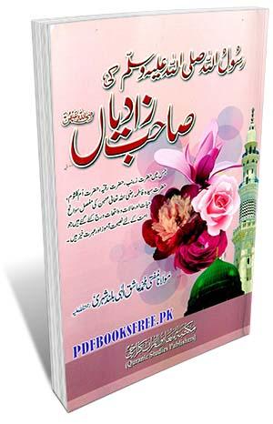 Rasulullah Sallallahu Alaihi Wasallam Ki Sahibzadiyan Book Pdf Free Download