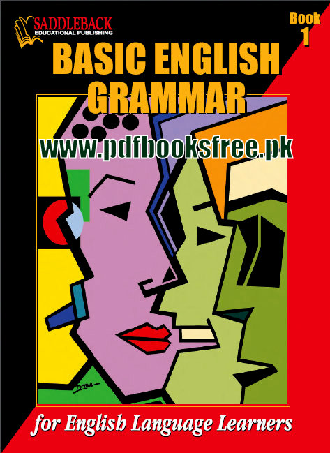 English grammar for writing book