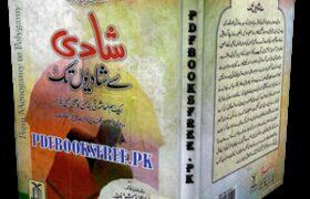 Shadi Se Shadiyon Tak by Shadi Se Shadiyon Tak by Yahya Khan Pdf Free Download
