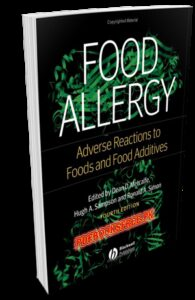Food Allergy Adverse Reactions to Foods and Food Additives