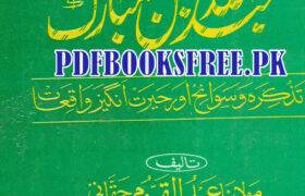 Hazrat Imam Abdullah Bin Mubarak By Maulana Abdul Qayyum Haqqani