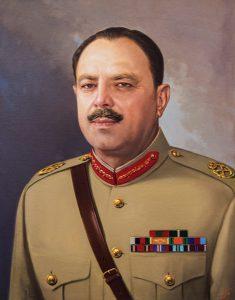 President of Pakistan Muhammad Ayub Khan (1907-74)