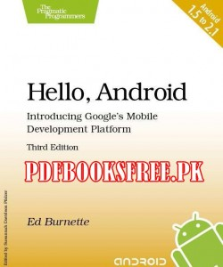Hello Android Third Edition By Ed Burnette Pdf Free Download