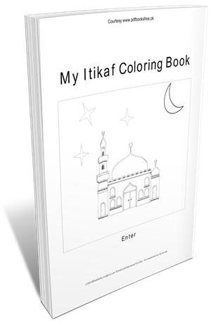 My Itikaf Coloring Book Pdf Free Download