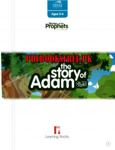 The Story of Adam (a.s) For Kids Pdf Free Download