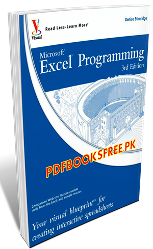 Microsoft Excel Programming 3rd Edition Pdf Free Download