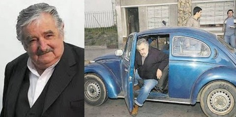 Jose Mujica: Uruguayan President the Poorest President in the world