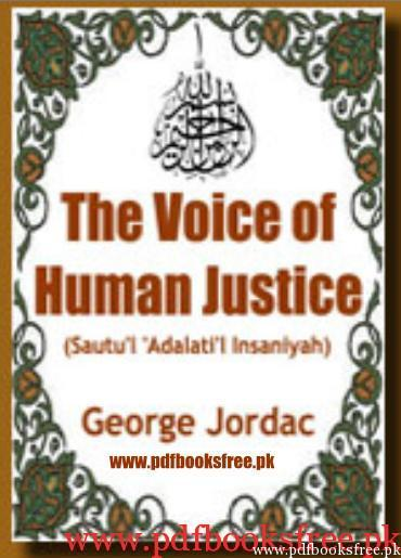 The Voice of Human Justice Pdf Free Download