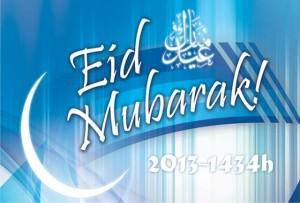 Eid Fitr 2013