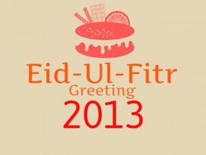 Eid Ul Fitr 2013 Wallpaper