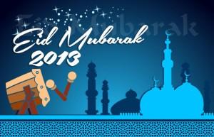 Eid Cards Designs 2013