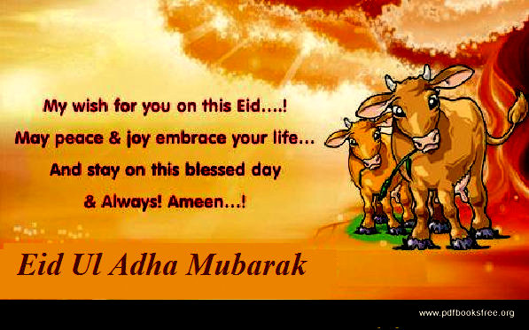 Eid Mubarak Cards, Eid ul Adha