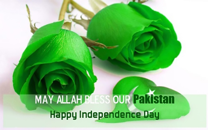 Pakistan day 14th August 2018