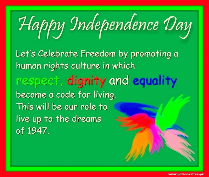 Pakistan Day 14 August 2018 Greetings