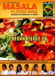 Masala TV Food Mag December 2014