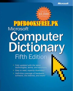 Microsoft Computer Dictionary Fifth Edition Pdf Free Download