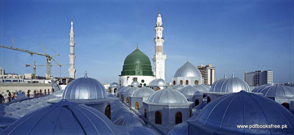99 Images of Masjid Nabvi Sallallahu Alaihi Wasallam