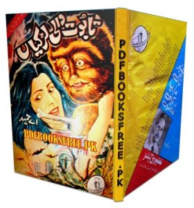 Taboot Wali Larkiyan Novel by A Hameed Pdf Free Download