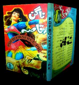 Naagin Raqqasa Novel by A Hameed Pdf Free Download