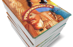 Jawari Novel Complete 4 Volumes by Ahmed Iqbal Pdf Free Download