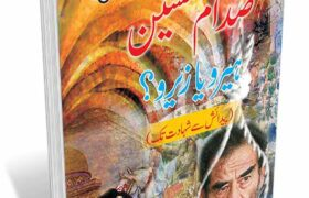 Saddam Hussain Hero Ya Zero By Muhammad Aslam Lodhi Pdf Free Download