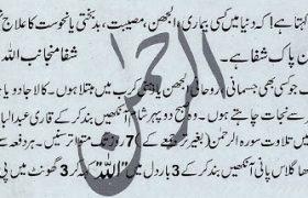 Surah Al-Rehman The Ultimate Remedy